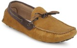 Arden Rubius Boat Shoes (Tan, Brown)