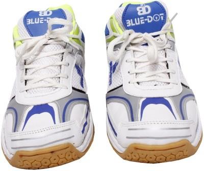 Blue Dot Badminton Shoes