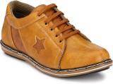 Knoos Sneakers (Beige)