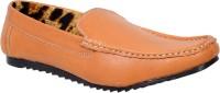 Ztoez Loafers(Tan)