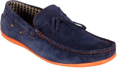 Merashoe Msc8026-Blue Loafers