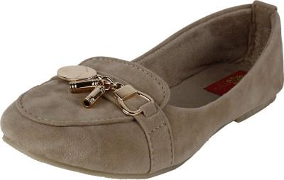 Skor Footwear L-111 Badami Bellies
