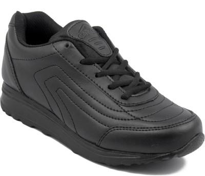 Asian Walking Shoes(Black, Black)