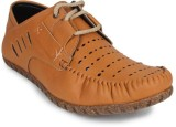 Digni DIGNI Men's TAN Synthetic Leather ...