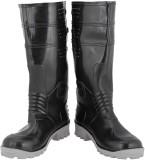 Hillson Boots (Black, Grey)