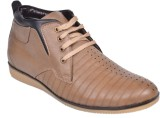 Gato Stylus Casual Shoes Casuals (Beige)