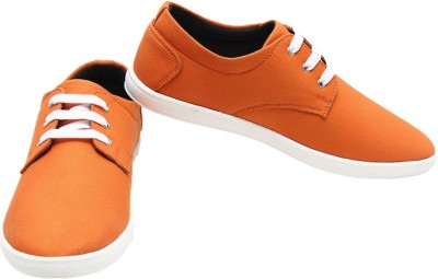 Parbat Oddy Orange Sneakers