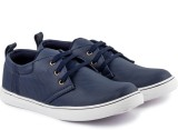 Tashi Blue Sneakers Cum Corporate Casual...