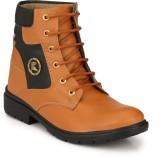 Royal Cliff Men Boots (Tan)