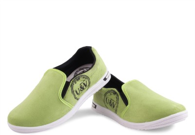 U&V Moccasins D Casual Shoes