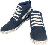 Amit Fashion Canvas Shoes (Blue)