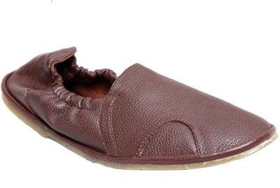 Wave Walk Stylish Brown Casual Shoes