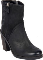Venus Steps NE-LK5913-3 Boots(Black)