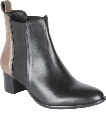Salt N Pepper 14-604 Sophie Black Seal Boots Boots