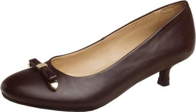 Hidesign Women Brown Heels