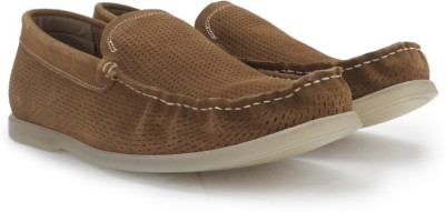 Kenneth Cole Flat Top Loafers