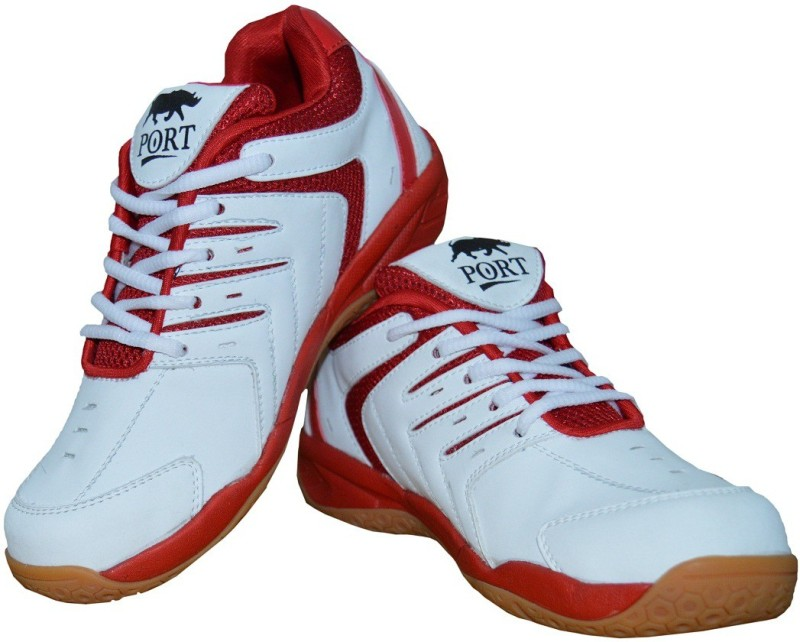 Port Spark-Queen Training & Gym Shoes(Red)