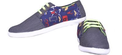 X-Kolors Canvas Shoes