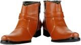 Le Costa 1009 Boots Shoe (Tan)