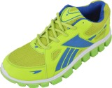 Porcupine Running Shoes (Green, Blue)