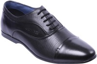 Cord Wainers Lace Up Shoes(Black)