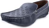 Fraction Loafers (Black)