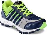 Yepme Running Shoes (Green, Blue)