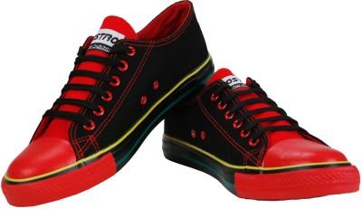 Vostro CPLUS01-Black Red Casuals