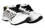 Spiky Running Shoes (White)