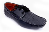 Allenson Blue Berry Lofers Loafers (Blac...