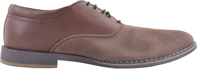 Renon Corporate Style & Partywear Formal Shoes Lace Up