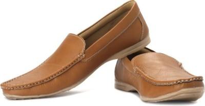 True Soles Loafers(Tan)