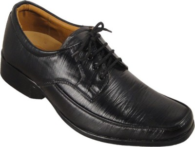 Action Synergy PN9912 Black Lace Up