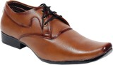 Shoe Mate Lace Up Shoes (Brown)