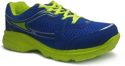 RCI Royal Blue and Green Mens Running Shoes