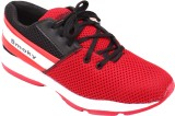 Smoky sports Running Shoes (Red)