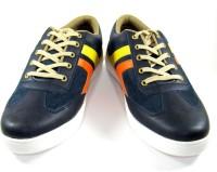 TheWhoop Mens Premium Navy Blue Casual Shoes Sneakers(Navy)