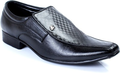 Blue-Tuff Slip On Shoes