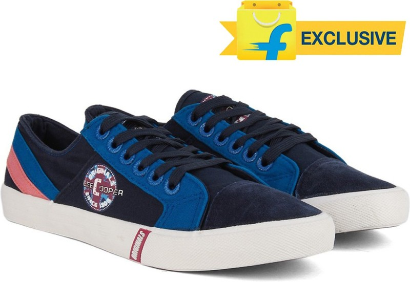 Lee Cooper Men Canvas SneakersNa...