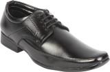 Flute Lace Up Shoes (Black)