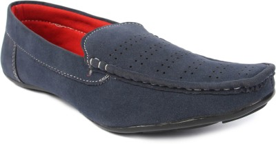 Urban Woods 851-9147-Blue Loafers