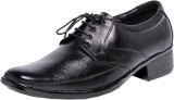 Lufunder Lace Up Shoes (Black)