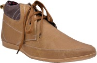 Prolific Styler Boots(Tan, Brown)