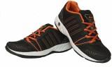 Hitway Running Shoes (Black, Orange)