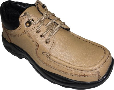 Rock Land Tan Casuals Shoes