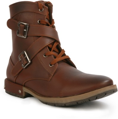 Bacca Bucci Highstreet men brown Boots(Brown)