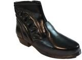 Pietro Carlini Black Boots (Black)