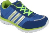 Adreno Sports 3 Running Shoes (Blue, Gre...