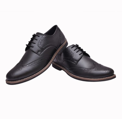 Bxxy British Brogue Lace Up Shoe