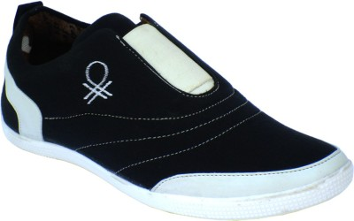 Reveller Black Diamond Casual Shoes
